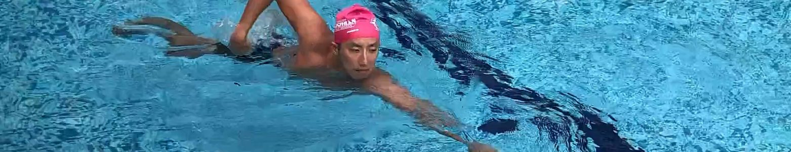 最快救到你的游泳方式 – 抬頭捷