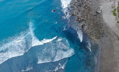 海邊戲水的環境風險判讀》離岸流、潮汐與漲退潮