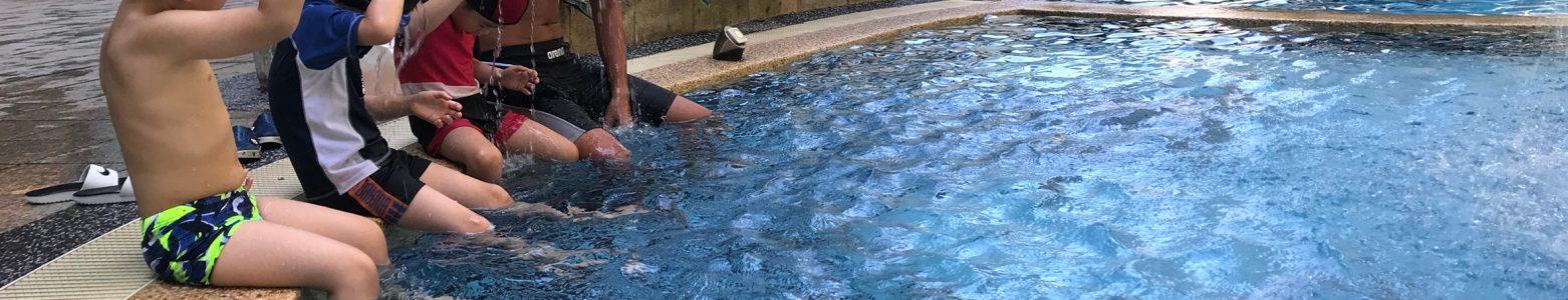 讓孩童愛上玩水,是最好的防溺教育