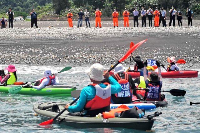 期望這一次東京東奧能夠讓政府覺醒、讓民眾省思,破除對水域環境的恐懼