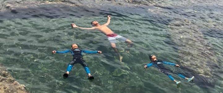 海邊自救&救援訓練營